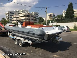 MOTOMARINE SUPERONDA 820