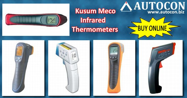 Toshniwal IR65FS Infrared Thermometer