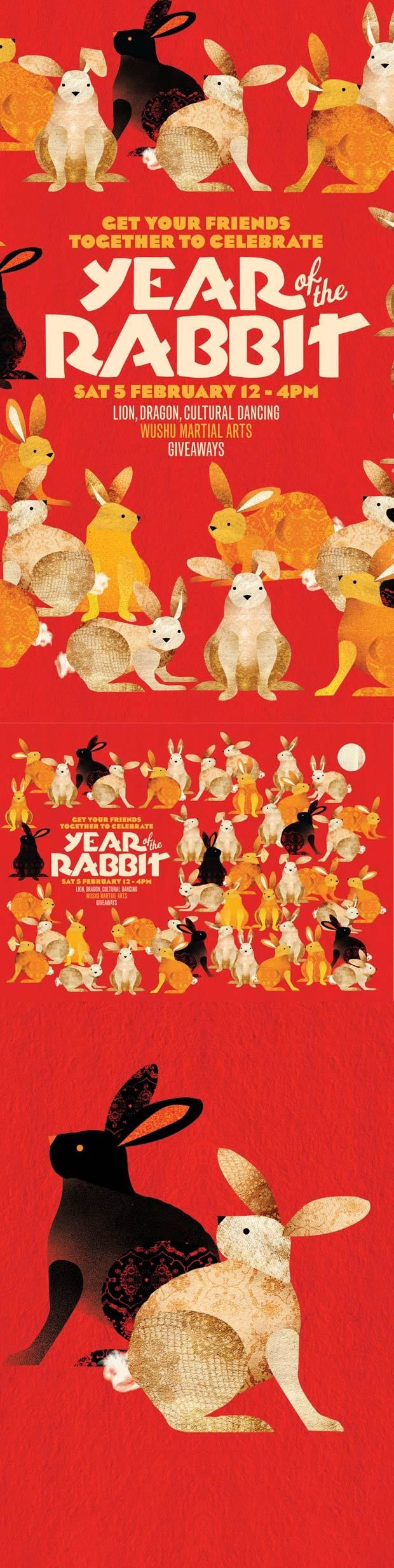 Chinese New Year Poster - WBYK