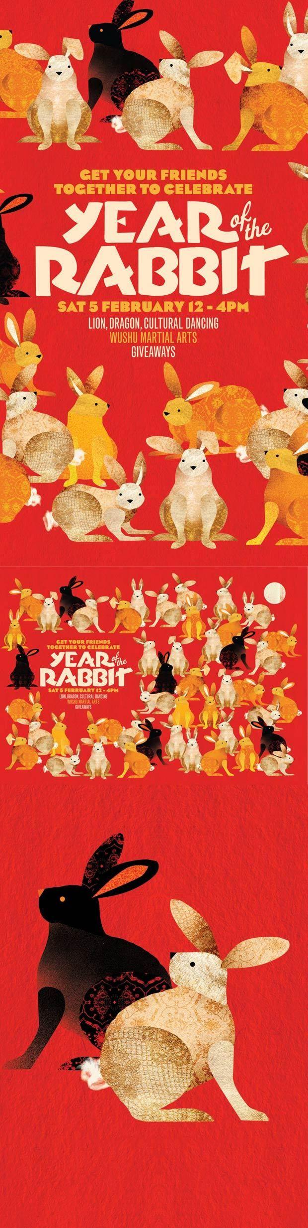 Chinese New Year Poster - WBYK