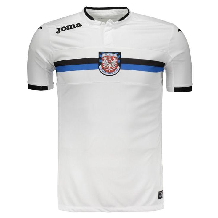 Camisa Joma FSV Frankfurt Away 2017 Somente na FutFanatics você compra agora Camisa Joma FSV Frankfurt Away 2017 por apenas R$ 199.90. Liga Alemã. Por apenas 199.90