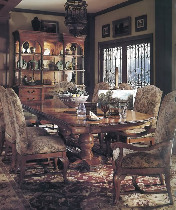 Dining Room Set With Hutch: Pin On Wish List