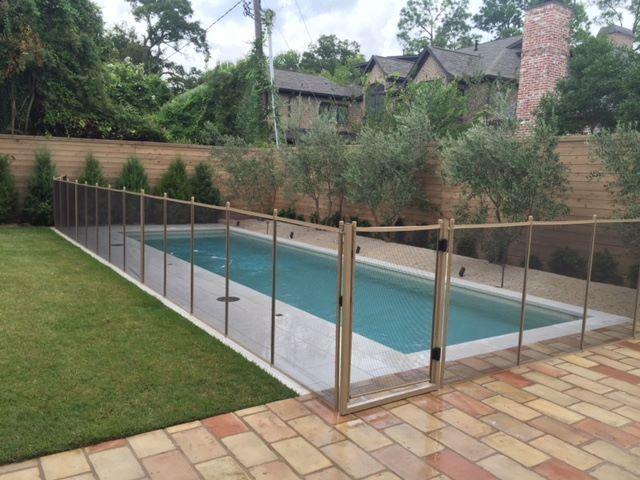 Was Ist Pool Sicherheitszaun Ist Pool Sicherheitszaun Was Pool Fence Small Backyard Pool Safety Fence