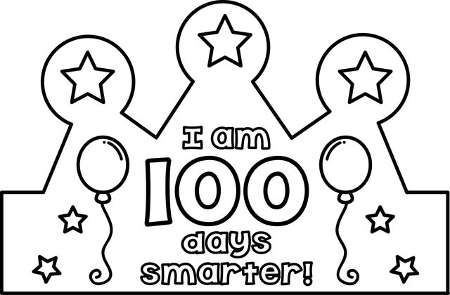 100th day of school crown template - 1000 ideas about crown crafts on pinterest princess