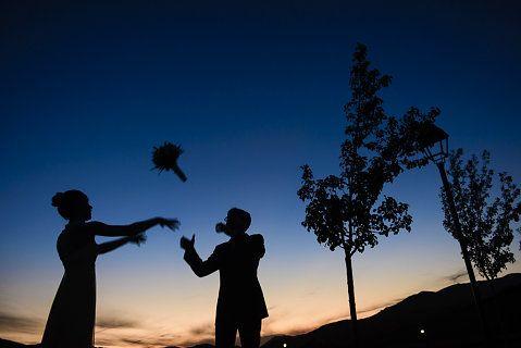 Atardecer novios - Sergio García Fotografía - Fotografía artística, creativa y emocional.