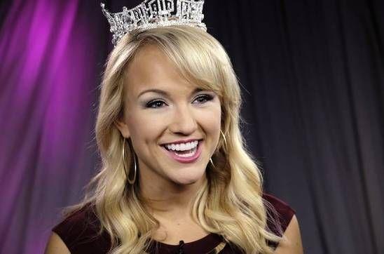 Savvy Shields, Miss America 2017 - Photo courtesy of Arkansas Democrat-Gazette.