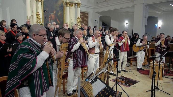Andok Mise – dél-amerikai dallamok Győrött