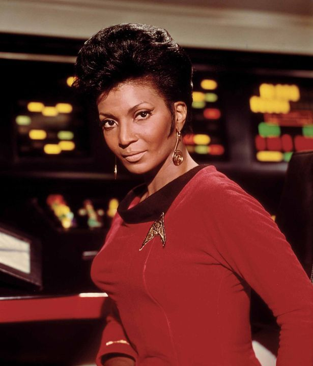 Star Trek's Uhura will fly a NASA mission - 3 months after having a stroke