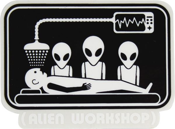 Alien Workshop sticker