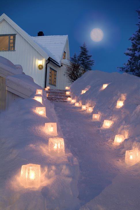 DIY Lanterns for your Garden