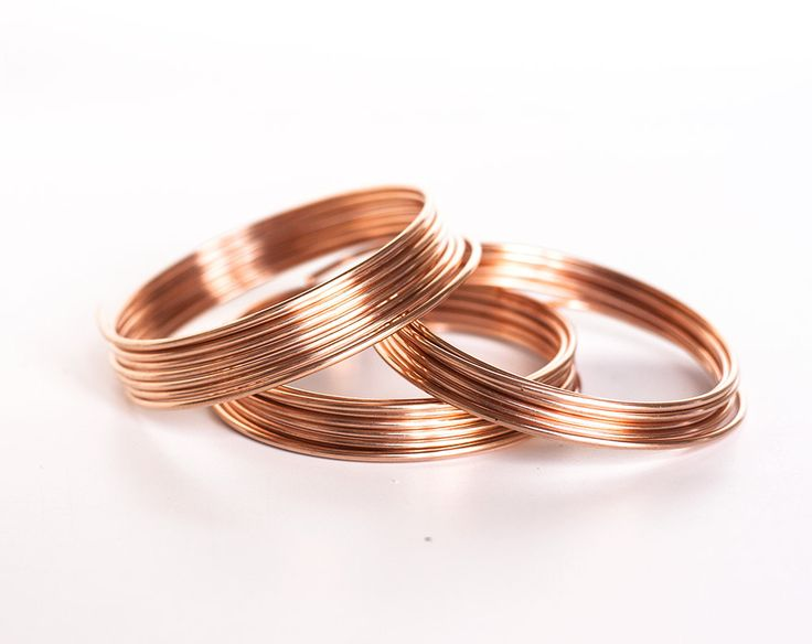 2442_Frame wire 12 gauge, Bronze wire 2 mm, 12 awg craft wire, Bronze craft wire, Wire for ring making, bracelets, 12 ga wire for rings_50 g by PurrrMurrr on Etsy