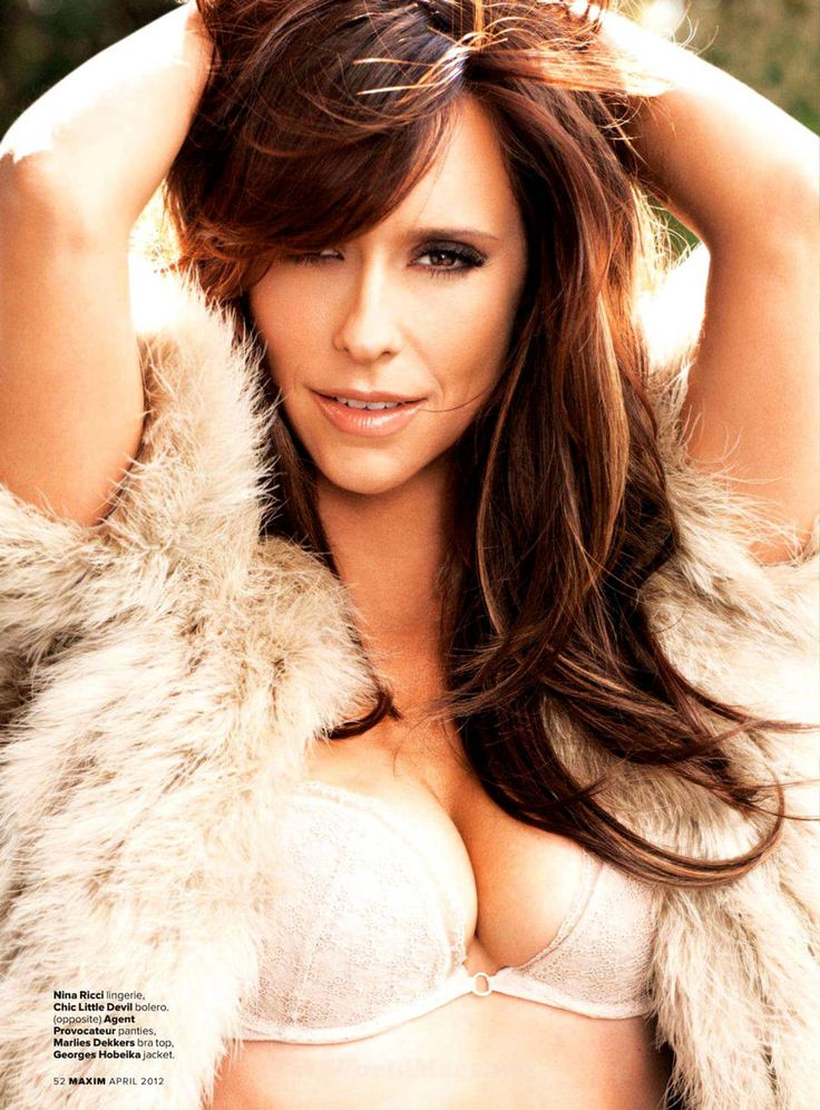 Jennifer Love Hewitt Maxim US photographed by Stephan Worth