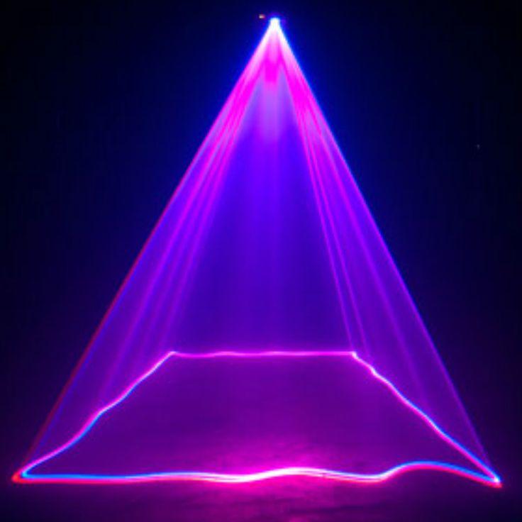 American DJ Ruby Royal Laser Party Light Rental - DJ Peoples