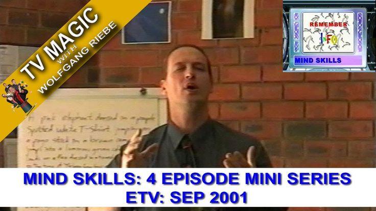 TV Magic Mind Skills Series Wolfgang Riebe Sep 2001