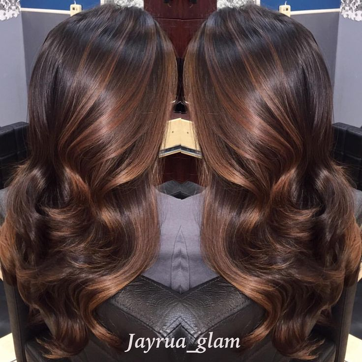 Fall hair colors chestnut partial ombre/balayage .. Thank you so much for all of your likes and nice comments means a lot to me ❤️ sorry can't answer everyone but I try #nofilter