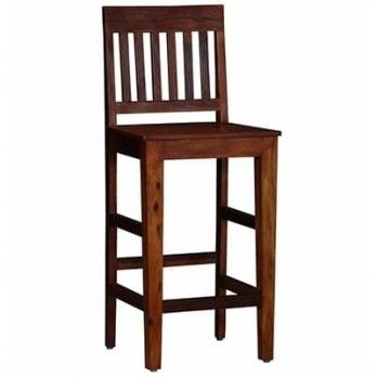 #Kieron #Bar #Stool (Teak Finish) with elegant designs available online in India at Wooden Street. Browse our amazing selection of #bar #stools #online with high quality and create a stylish drinking space in your private comfort zone. Visit : https://www.woodenstreet.com/bar-stools available in #Bhopal #Chandigarh #Chennai #Coimbatore #Delhi #Faridabad #Ghaziabad