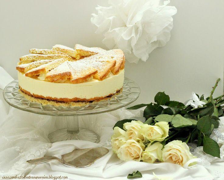 Allerfeinste Käsesahne-Torte