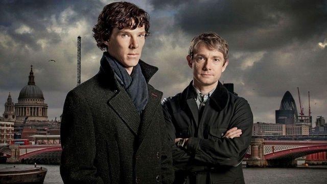кто твой парень из Шерлока Холмса и какие у вас отношения?