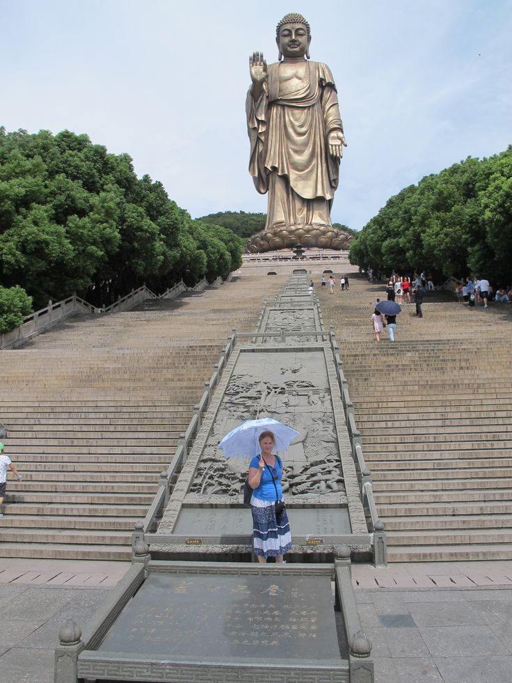/Lingshan Great Buddha