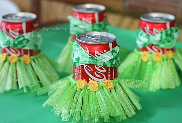 Tropical+Party+Decorating+Ideas | Life In The Thrifty Lane: Friday Night Finds: Luau Party Ideas