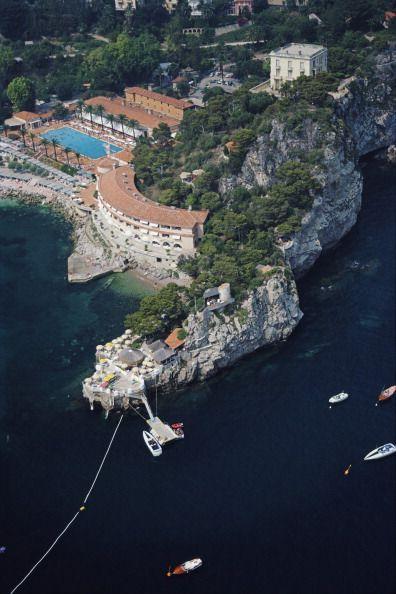 Roquebrune-Cap-Martin (© Slim Aarons)