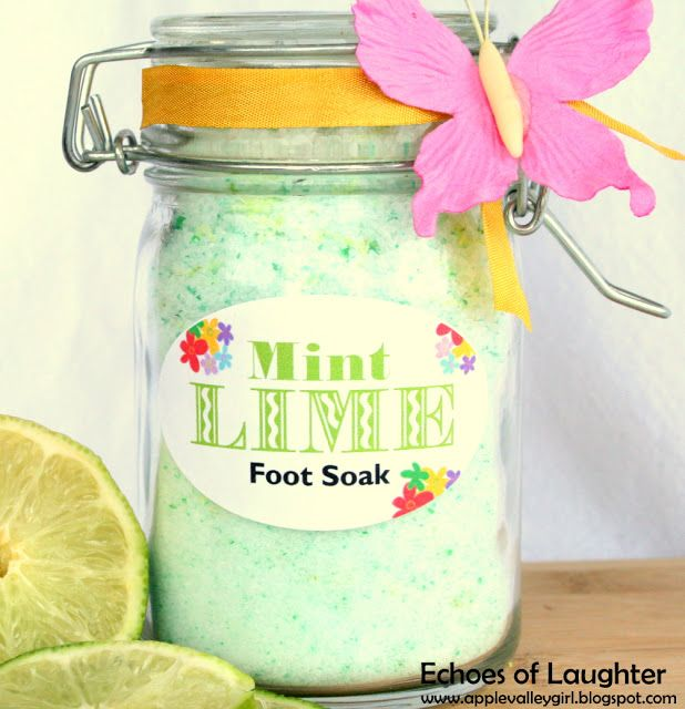 Menta Lime pie empapa   Free Printable {Idea regalo}