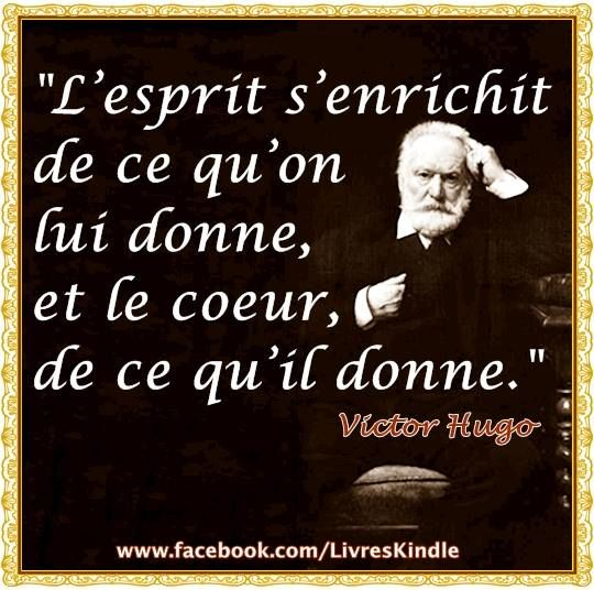 #citation #victorhugo