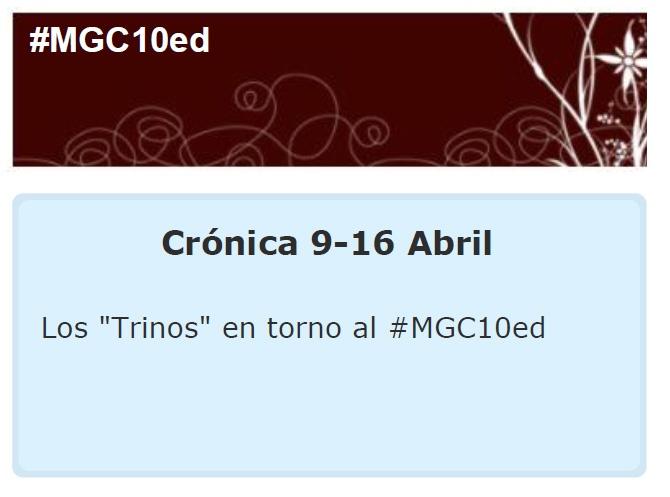 """Los """"Trinos"""" del 9 al 16 de abril"""