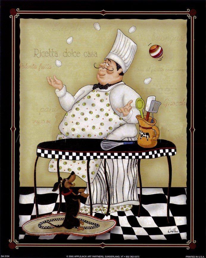 392 Best Cartoon Chefs Images On Pinterest Chefs