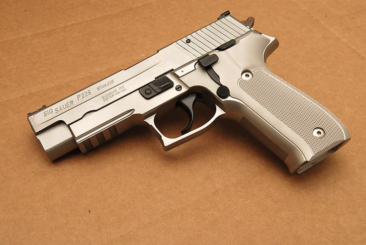 Sig Sauer P226 Elite Stainless Guns Pinterest Sig