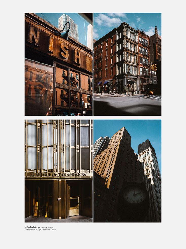 New York Inspiration Photographique Itinéraire City Guide