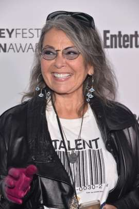 Here's what you should know about Roseanne Barr's vision loss.