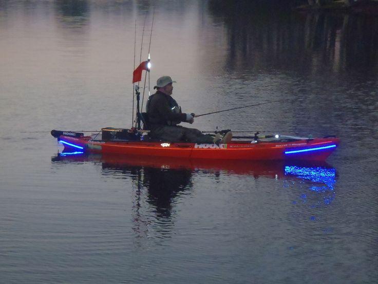 25 best ideas about fishing lights on pinterest fishing for Kayak lights for night fishing