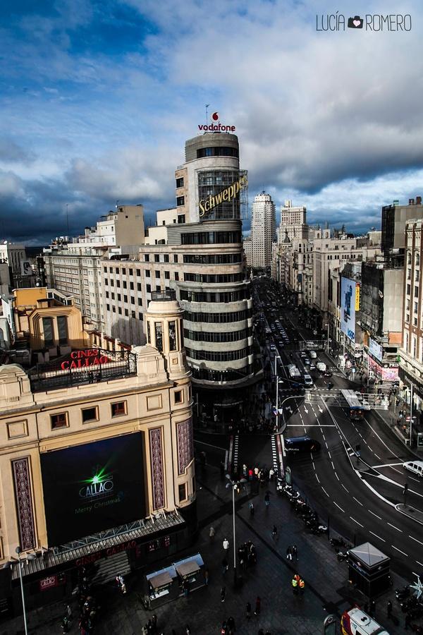Loving Madrid!