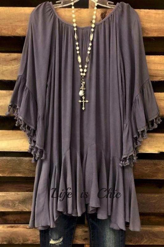 877c3d13 Life is Chic is a plus size boutique that offers plus size tunics ...