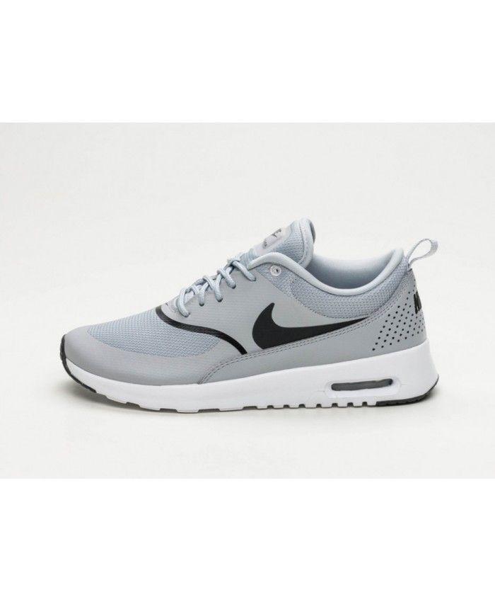Nike Air Max Thea Wolf Grey Cheap UK
