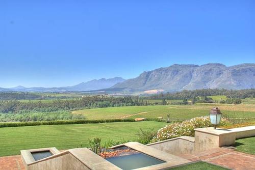 Ernie Els winery Stellenbosch