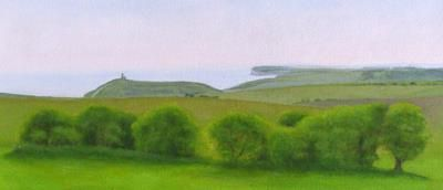 Belle Tout & Seaford Head by David Stubbs