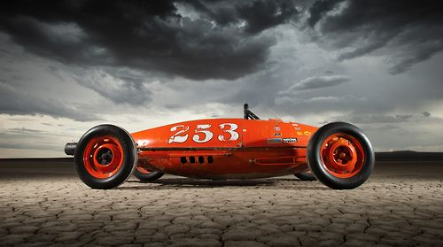 Old Salt Lake Belly Tank Speedster - these were very fast.