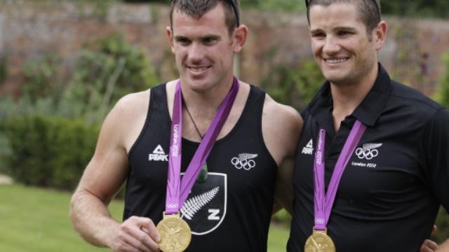 London Olympics   New Zealand Rowers Nathan Cohen...   Stuff.co.nz