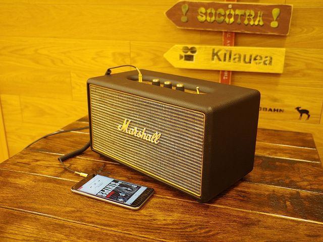 Bluetoothスピーカー「Marshall STANMORE」