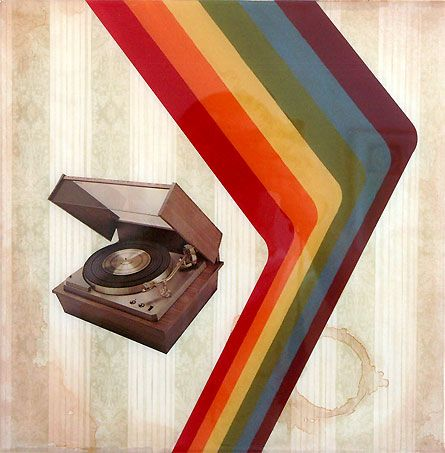 cuadros Vintage estilo Pink Floyd