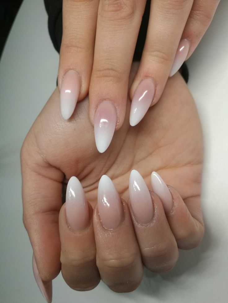 Beautiful Natural Looking Nail Design – ALLES