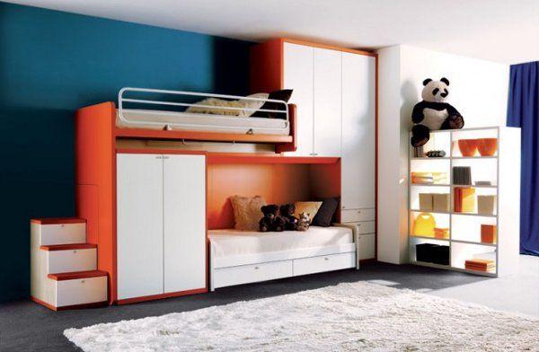 Kids Modern Bedroom Furniture By Doimo City Line