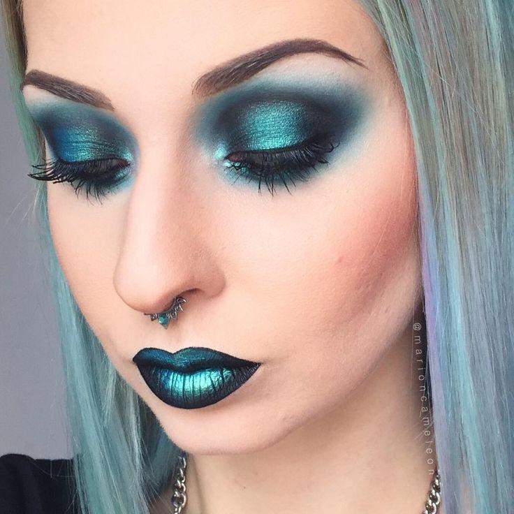 The 25+ best Mermaid make up ideas on Pinterest