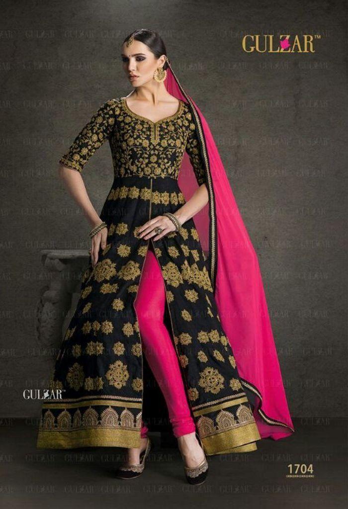 Banglori Silk Salwar Kameez With Inner Santoon and Chiffon Dupatta @ fashionsbyindia.com #designs #indian #womens #style #cloths #stylish #casual #fashionsbyindia #punjabi #suits #wedding #chic #elegance #beauty #outfits #fantasy #embroidered #dress #PakistaniFashion #Fashion #Longsuit #FloralEmbroidery #Fashionista #Fashion2015 #IndianWear #WeddingWear #Bridesmaid #BridalWear #PartyWear #Occasion #OnlineShopping #salwar #kameez #straightcut