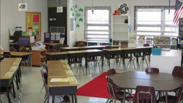 Classroom Decoration Desk Arrangements ~ Best classroom desk arrangement ideas on pinterest