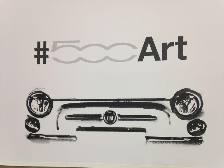 #500art