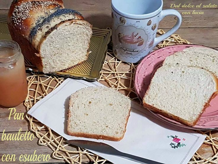 Pan bauletto con esubero di pasta madre solida