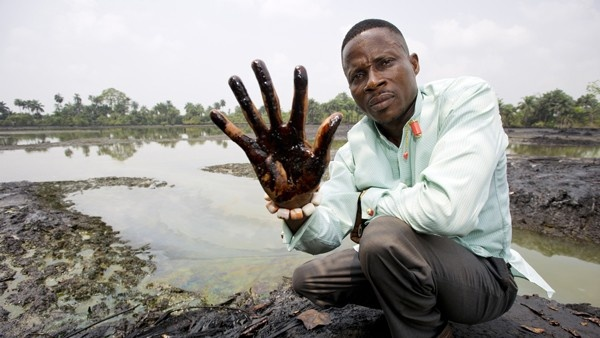 Dutch court ruling against Shell. The case brought by Friends of the Earth Netherlands and four Nigerian farmers is an important victory for Nigerian people and the environment.